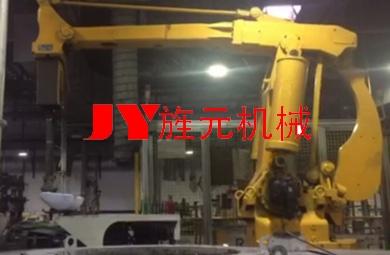 铸造行业—浇铸机器人